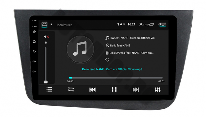 Navigatie Dedicata Seat Altea 1+16GB | AutoDrop.ro 2