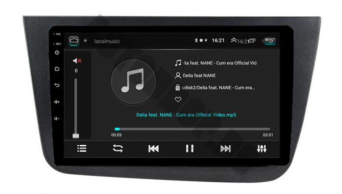 Navigatie Dedicata Seat Altea 2+32GB | AutoDrop.ro 2