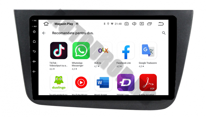 Navigatie Dedicata Seat Altea 1+16GB | AutoDrop.ro 9