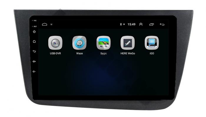 Navigatie Dedicata Seat Altea 1+16GB | AutoDrop.ro 6