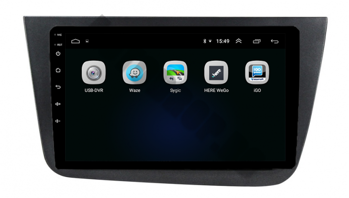 Navigatie Dedicata Seat Altea 2+32GB | AutoDrop.ro 6