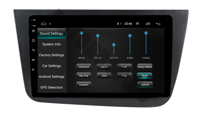 Navigatie Dedicata Seat Altea 1+16GB | AutoDrop.ro 3