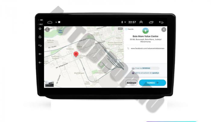 Navigatie Dedicata Skoda Fabia 1+16GB | AutoDrop.ro 8