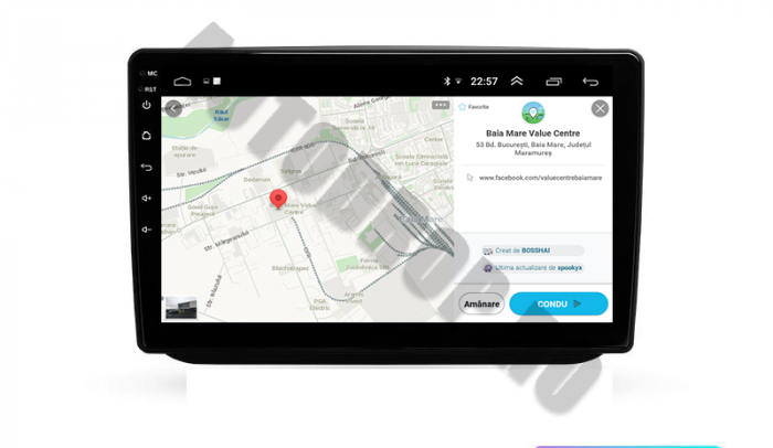 Navigatie Dedicata Skoda Fabia 2+32GB | AutoDrop.ro [8]