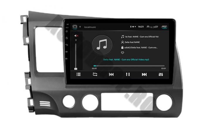 Navigatie Dedicata Honda Civic 2+32GB | AutoDrop.ro 9
