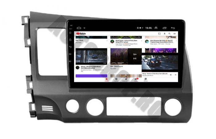 Navigatie Dedicata Honda Civic 2+32GB | AutoDrop.ro 12
