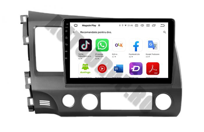Navigatie Dedicata Honda Civic 2+32GB | AutoDrop.ro 10