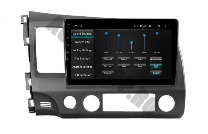 Navigatie Dedicata Honda Civic 2+32GB | AutoDrop.ro 5