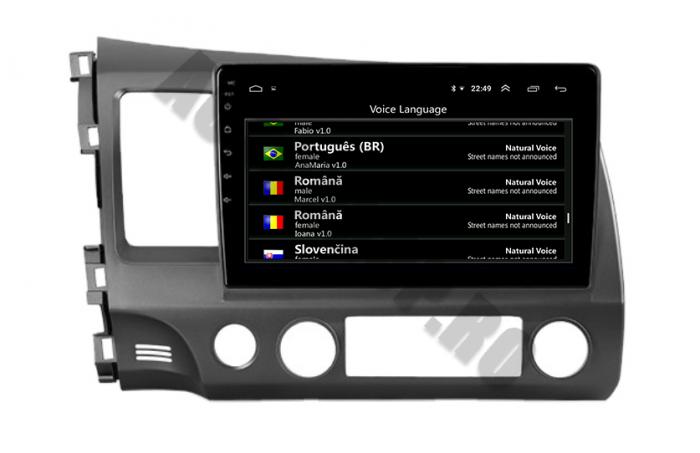 Navigatie Dedicata Honda Civic 2+32GB | AutoDrop.ro 8