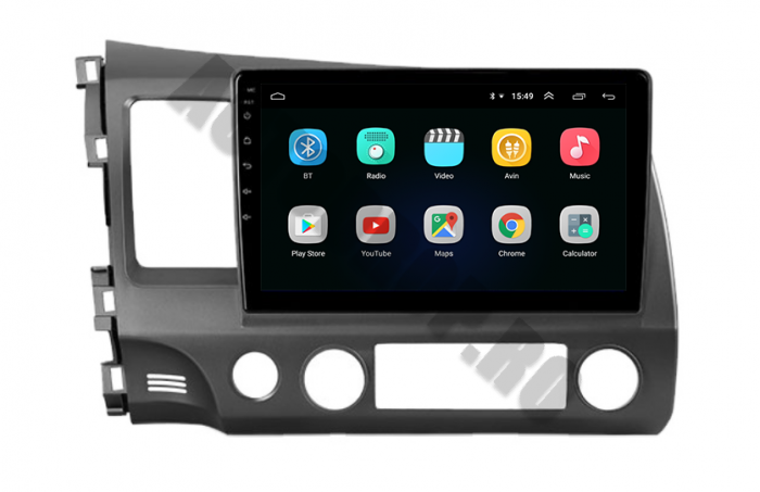 Navigatie Dedicata Honda Civic 2+32GB | AutoDrop.ro 2