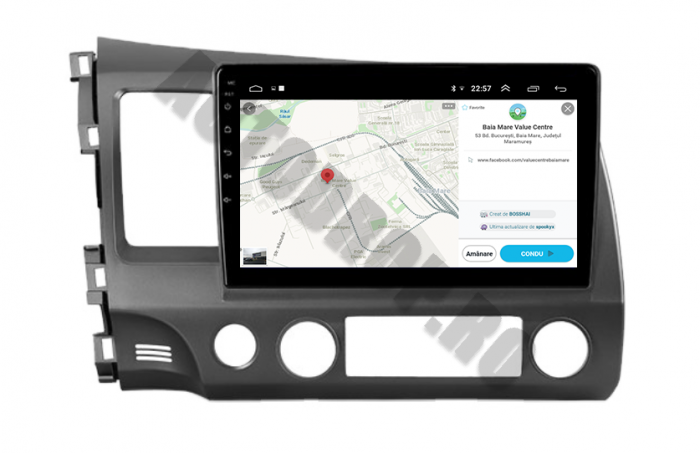 Navigatie Dedicata Honda Civic 2+32GB | AutoDrop.ro 15