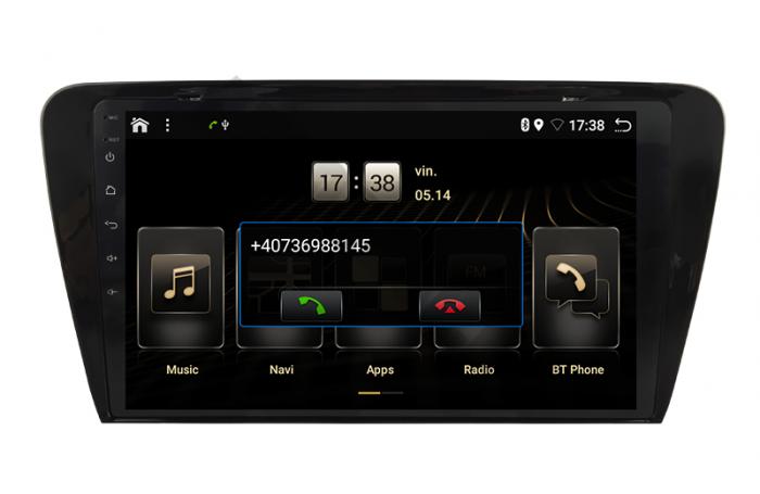 Navigatie Android 10 Skoda Octavia 3 PX6   AutoDrop.ro [6]