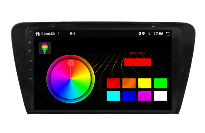 Navigatie Android 10 Skoda Octavia 3 PX6   AutoDrop.ro [16]