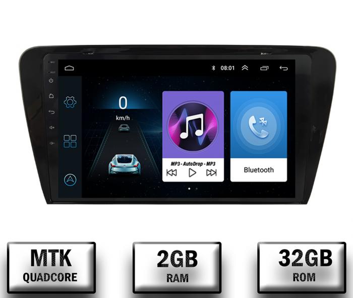 Navigatie Skoda Octavia 3 Android PRO | AutoDrop.ro 0