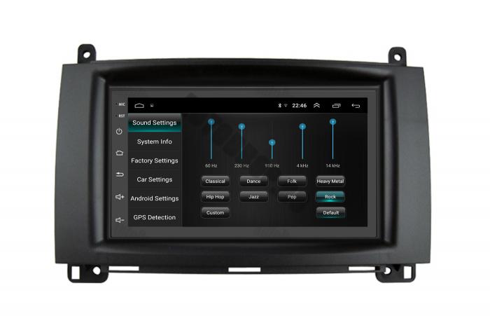 Navigatie Mercedes Benz A/B Class, Vito 2+32GB | AutoDrop.ro 6