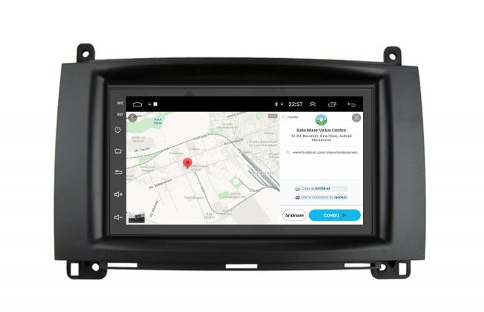 Navigatie Mercedes Benz A/B Class, Vito 2+32GB | AutoDrop.ro 13