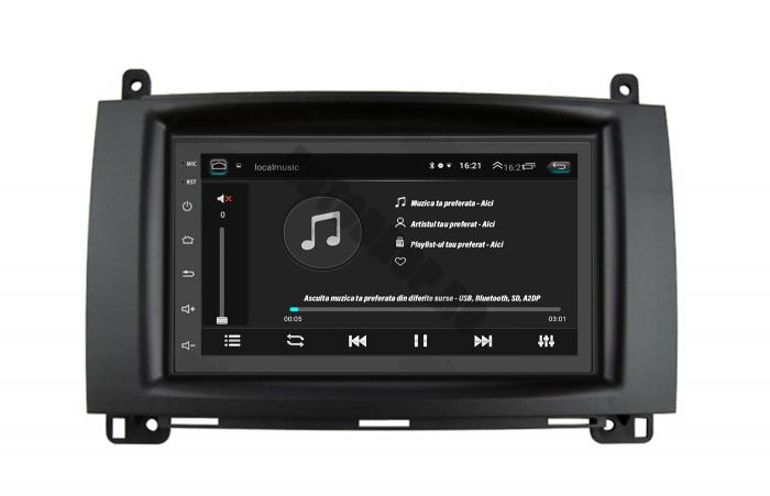 Navigatie Mercedes Benz A/B Class, Vito 2+32GB | AutoDrop.ro 5