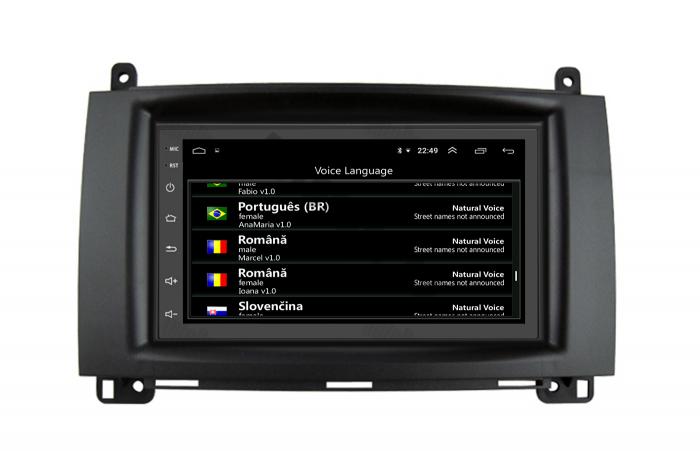Navigatie Mercedes Benz A/B Class, Vito 2+32GB | AutoDrop.ro 9