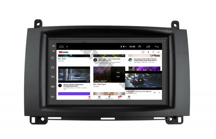 Navigatie Mercedes Benz A/B Class, Vito 2+32GB | AutoDrop.ro 7