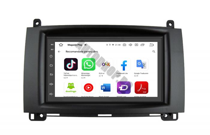 Navigatie Mercedes Benz A/B Class, Vito 2+32GB | AutoDrop.ro 8