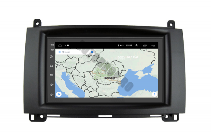 Navigatie Mercedes Benz A/B Class, Vito, Crafter | AutoDrop.ro 14