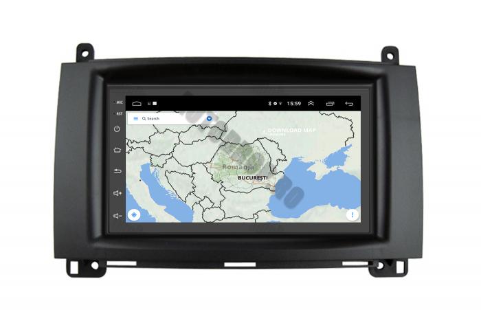 Navigatie Mercedes Benz A/B Class, Vito 2+32GB | AutoDrop.ro 14