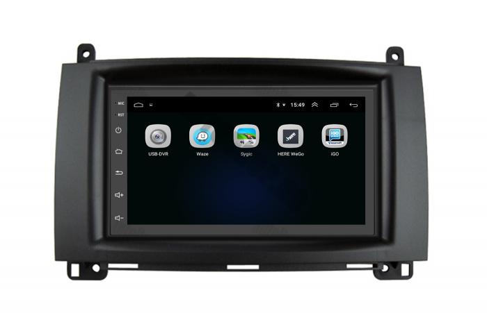 Navigatie Mercedes Benz A/B Class, Vito 2+32GB | AutoDrop.ro 3