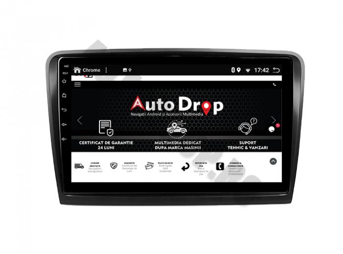 Navigatie Android 10 Skoda Superb 2 PX6 | AutoDrop.ro [12]