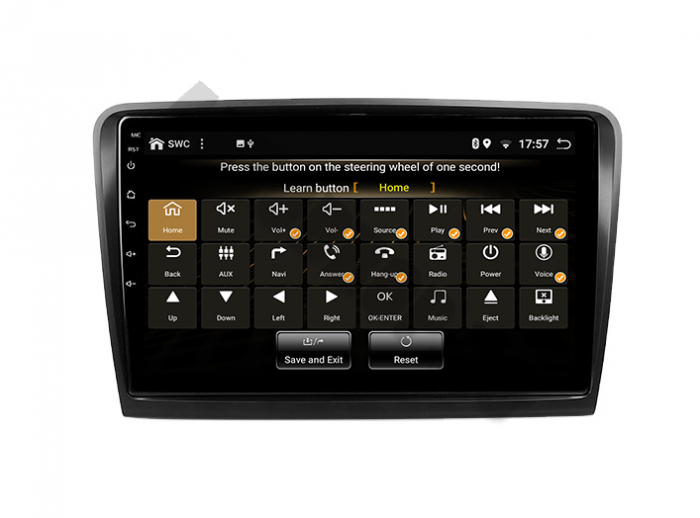 Navigatie Android 10 Skoda Superb 2 PX6 | AutoDrop.ro [8]