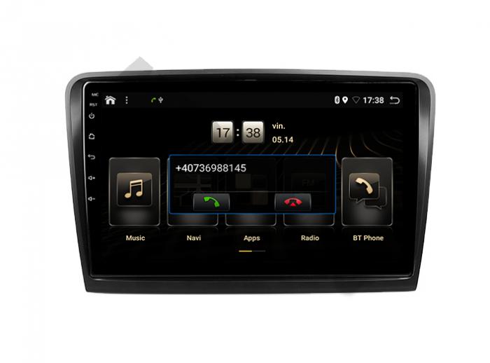 Navigatie Android 10 Skoda Superb 2 PX6 | AutoDrop.ro [4]