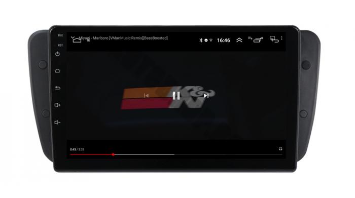Navigatie Seat Ibiza 2009-2013 Android | AutoDrop.ro 10