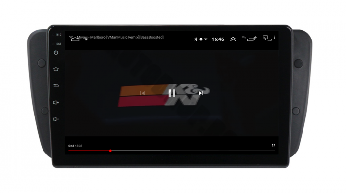 Navigatie Seat Ibiza 2009-2013 2+32GB | AutoDrop.ro 10