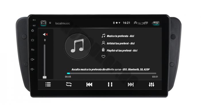 Navigatie Seat Ibiza 2009-2013 2+32GB | AutoDrop.ro 5