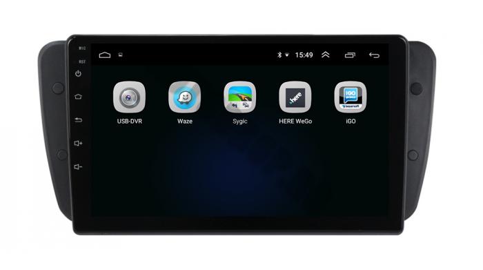 Navigatie Seat Ibiza 2009-2013 Android | AutoDrop.ro 4