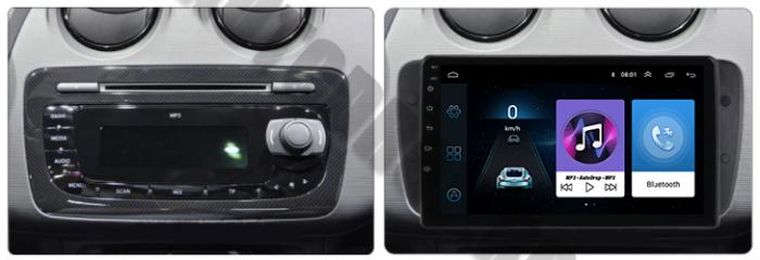 Navigatie Seat Ibiza 2009-2013 Android | AutoDrop.ro 19