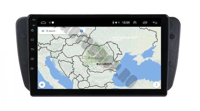 Navigatie Seat Ibiza 2009-2013 Android | AutoDrop.ro 17