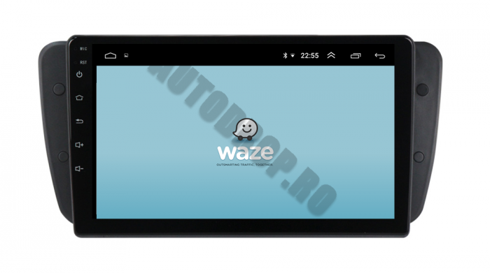 Navigatie Seat Ibiza 2009-2013 Android | AutoDrop.ro 14