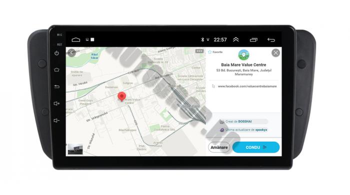 Navigatie Seat Ibiza 2009-2013 Android | AutoDrop.ro 15