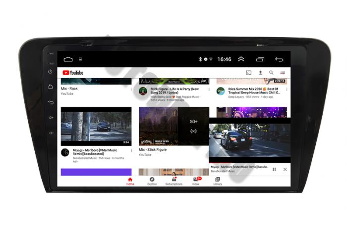 Navigatie Skoda Octavia 3 Android PRO | AutoDrop.ro 12