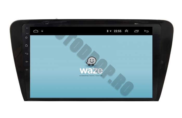 Navigatie Skoda Octavia 3 Android PRO | AutoDrop.ro 16
