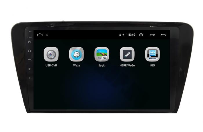Navigatie Skoda Octavia 3 Android   AutoDrop.ro 4
