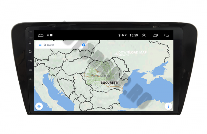 Navigatie Skoda Octavia 3 Android PRO | AutoDrop.ro 14