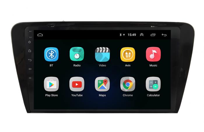 Navigatie Skoda Octavia 3 Android   AutoDrop.ro 2