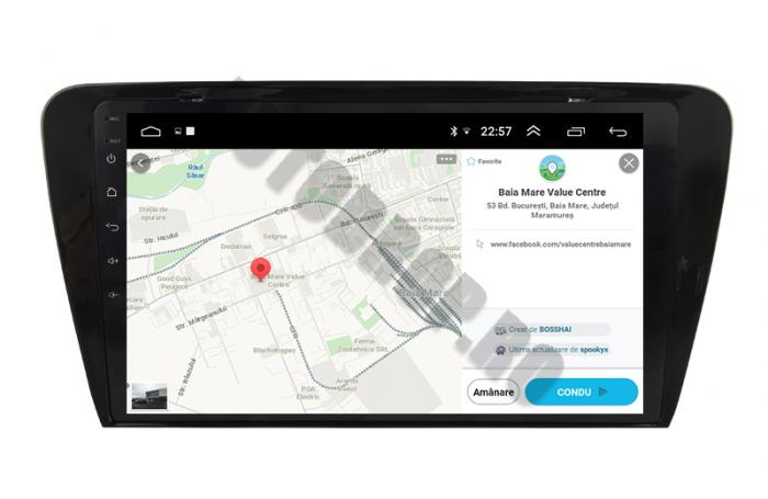Navigatie Skoda Octavia 3 Android PRO | AutoDrop.ro 15