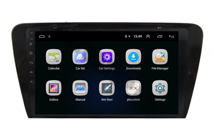 Navigatie Skoda Octavia 3 Android PRO | AutoDrop.ro 3