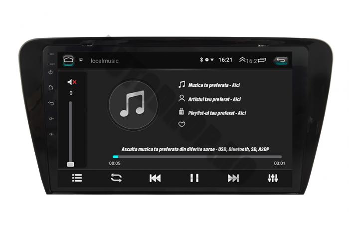 Navigatie Skoda Octavia 3 Android PRO | AutoDrop.ro 6