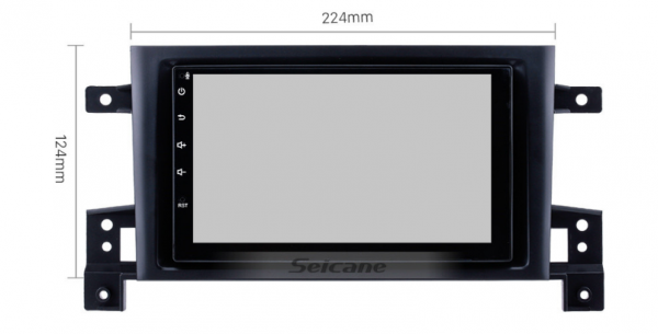 Navigatie Dedicata Suzuki Grand Vitara 2+32 | AutoDrop.ro 17