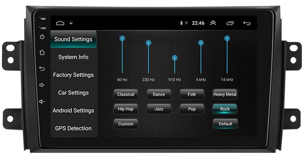 Navigatie Android Suzuki SX4 2GB | AutoDrop.ro 5