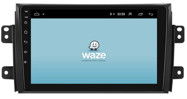 Navigatie Android Suzuki SX4 1GB | AutoDrop.ro [11]