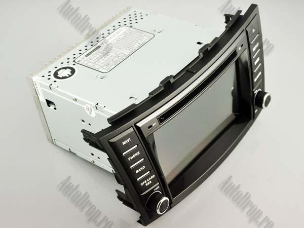 Navigatie Dedicata Suzuki Swift 2011+ | 4+64GB 18